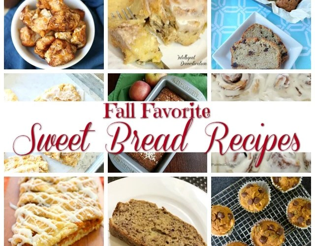 Sweet Bread Recipes everyone loves. Easy sweet bread recipes. Breakfast bread recipes #breakfastbread #easyrecipes #sweetbread #pumpkinrecipes #zucchinibread #pastries #homemade #dessert