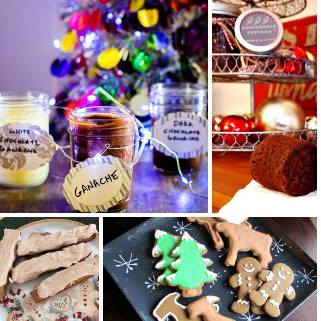 12 Days Food 640x640 50 Plus DIY Christmas Ideas