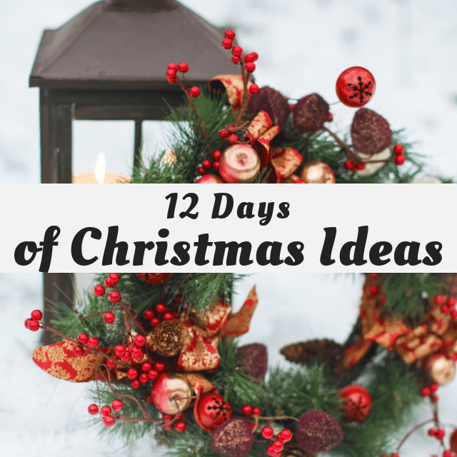 12 Days of Christmas Ideas 2018 50 Plus DIY Christmas Ideas
