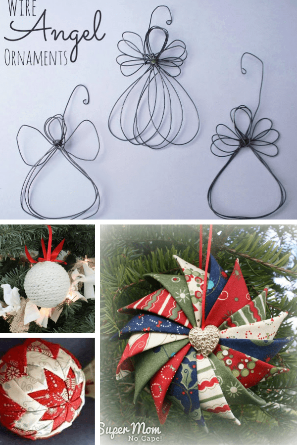 DIY Ornaments 50 Plus DIY Christmas Ideas