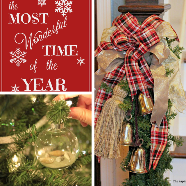 Most Wonderful 50 Plus DIY Christmas Ideas