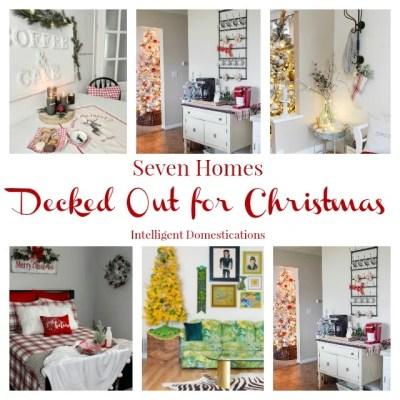 Christmas All Through The House Ideas (Merry Monday 233)