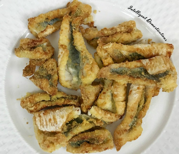 Air Fryer Southern Catfish Nuggets easy recipe with only two ingredients. Easy weeknight meal prepared in the Air Fryer. #airfryer