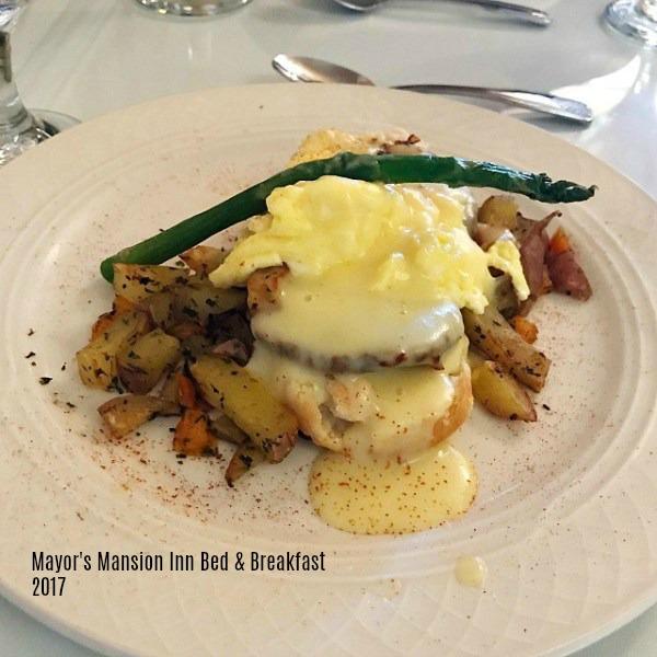 Mayor's Mansion Inn Bed & Breakfast 2017