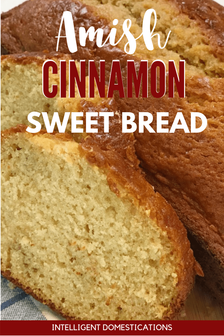Easy recipe for making Amish Friendship Bread from scratch using the starter. Recipe makes two loaves of Cinnamon Sweet Bread using sour dough made on your kitchen counter. No kneading required. Just stir with a wooden spoon. #friendshipbread #sourdoughsweetbread #amishbread