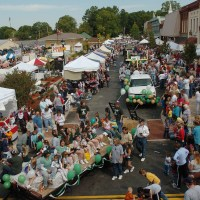 51st Annual Great Locomotive Chase Festival Adairsville