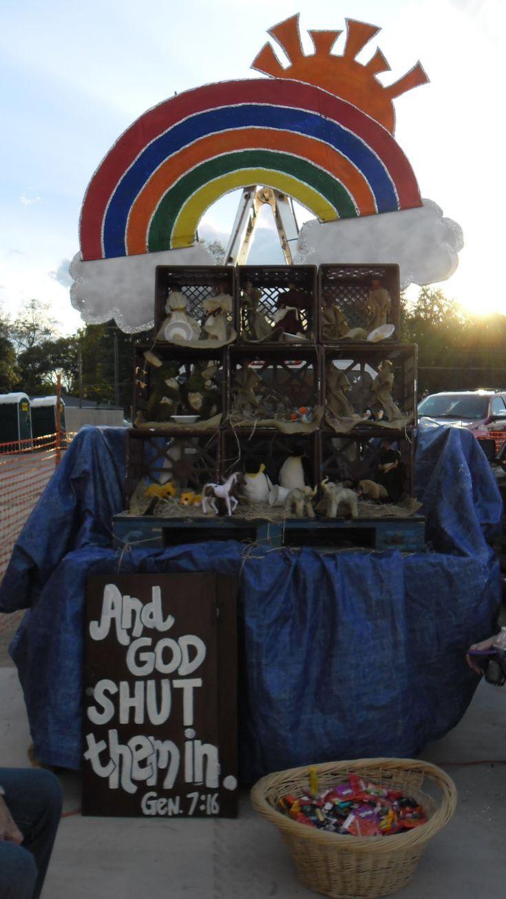 And God Shut Them In (Noah's Ark)Tallulah, LA Fall Carnival
