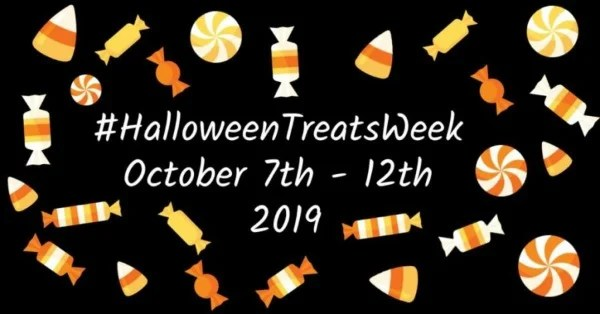 #HalloweenTreatsWeek2019 Halloween Treats Week