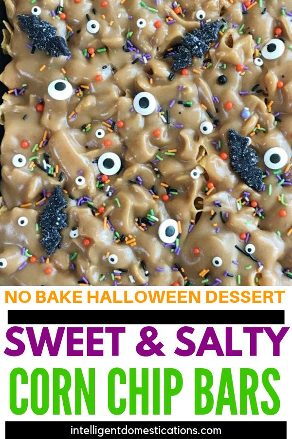 Halloween Dessert Bars