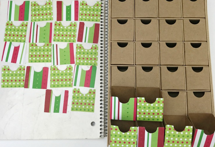 Make your own adorable Advent Calendar Box using our simple to DIY ideas. I'm sharing all my tips including supply list and easy instructions