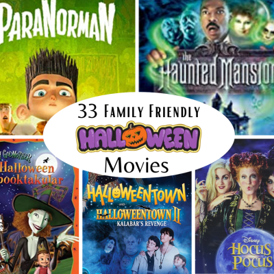 33 Halloween Movies The Whole Family Will Love To Watch