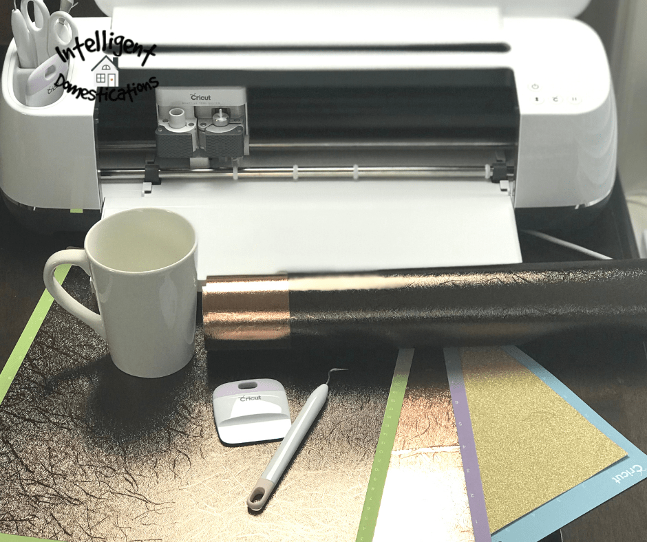 Cricut crafting supplies