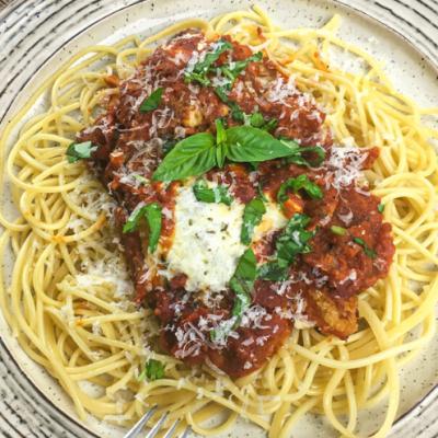 Chicken Parmigiana Recipe From Scratch
