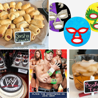 21 Wrestling Party Ideas To Make Your Celebration Pop