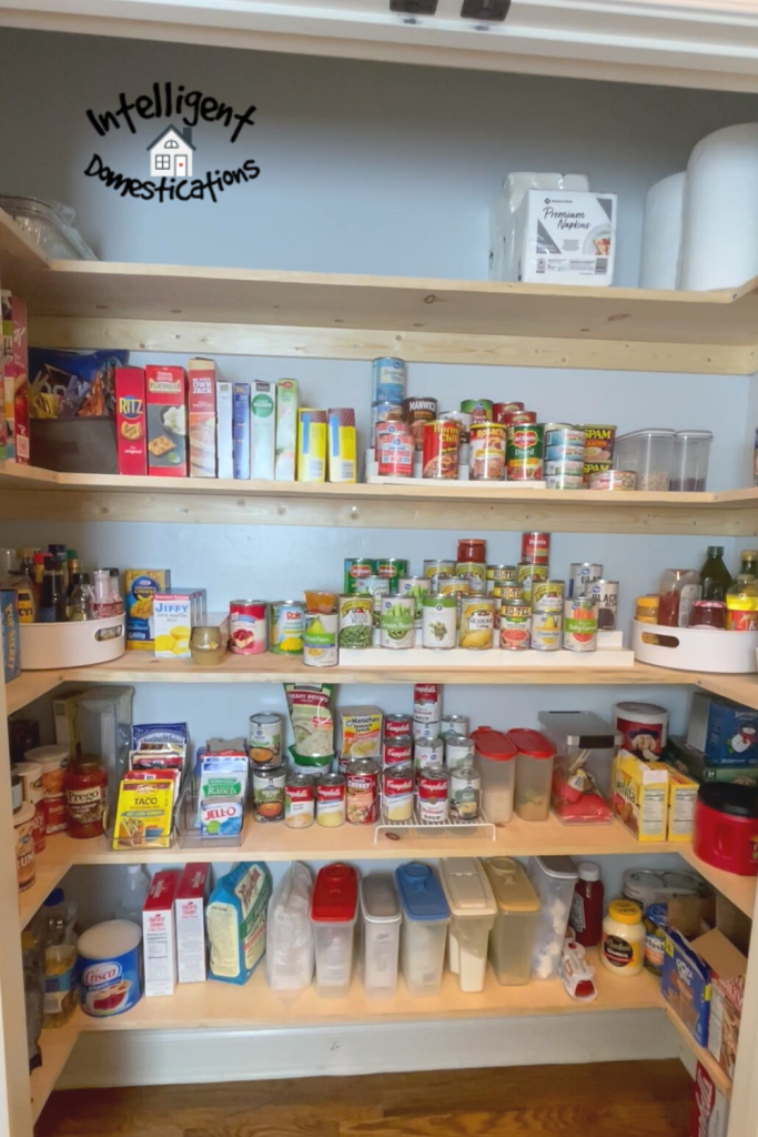 Pantry AFTER Remodel picture