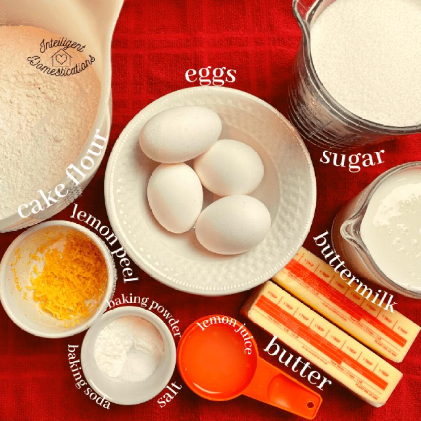 lemon layer cake ingredients