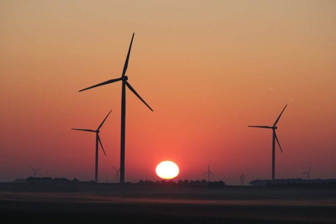 Tilleul Wind Farm France by Carlos Rolo