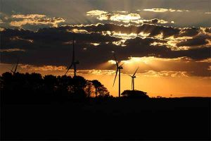 This sunset 🌅 shot was taken at Macarthur Wind Farm in Victoria, Australia 🇦🇺. Thanks to Angesh Kanna for sending this in.
