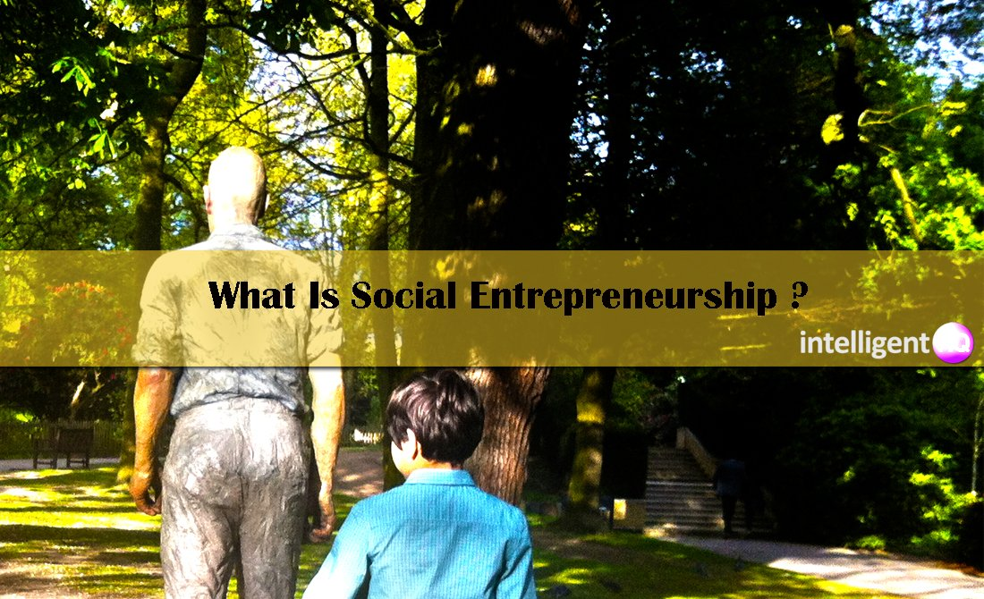 What Is Social Entrepreneurship. Intelligenthq
