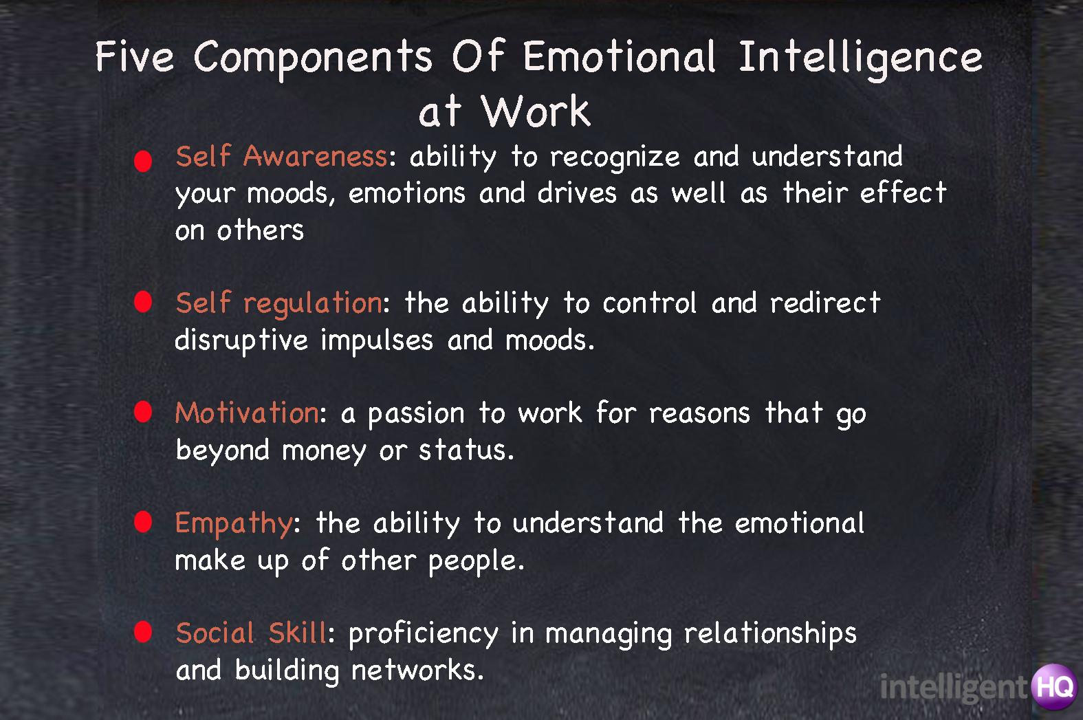 emotional intelligence and leadership pdf