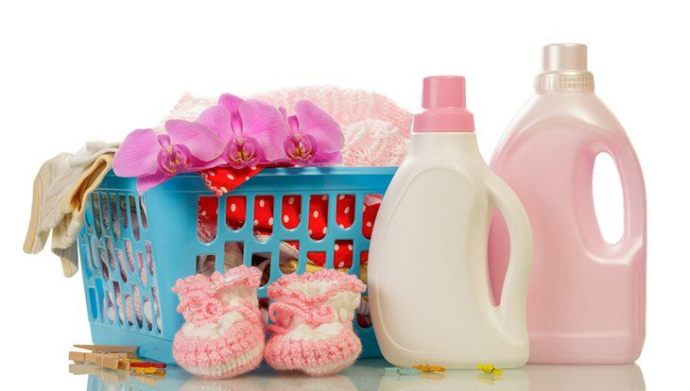 detergents baby clothes
