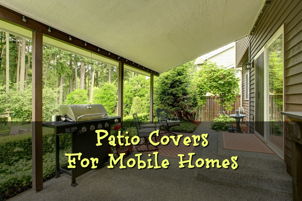 Patio Covers For Mobile Homes