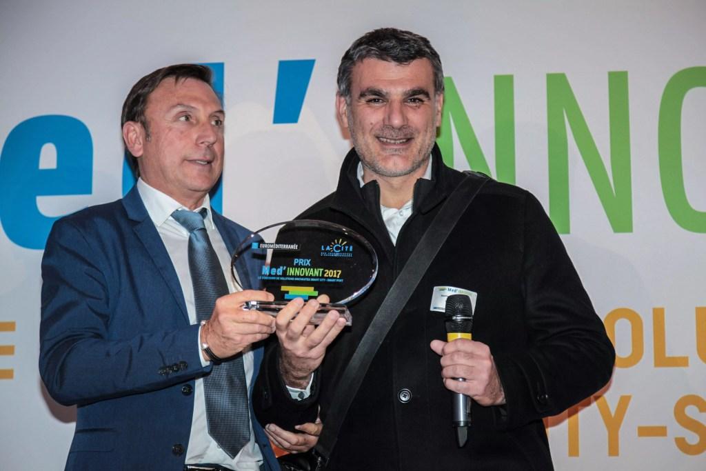 ENGIE Intellinium Med Innovant 2017 smart ports
