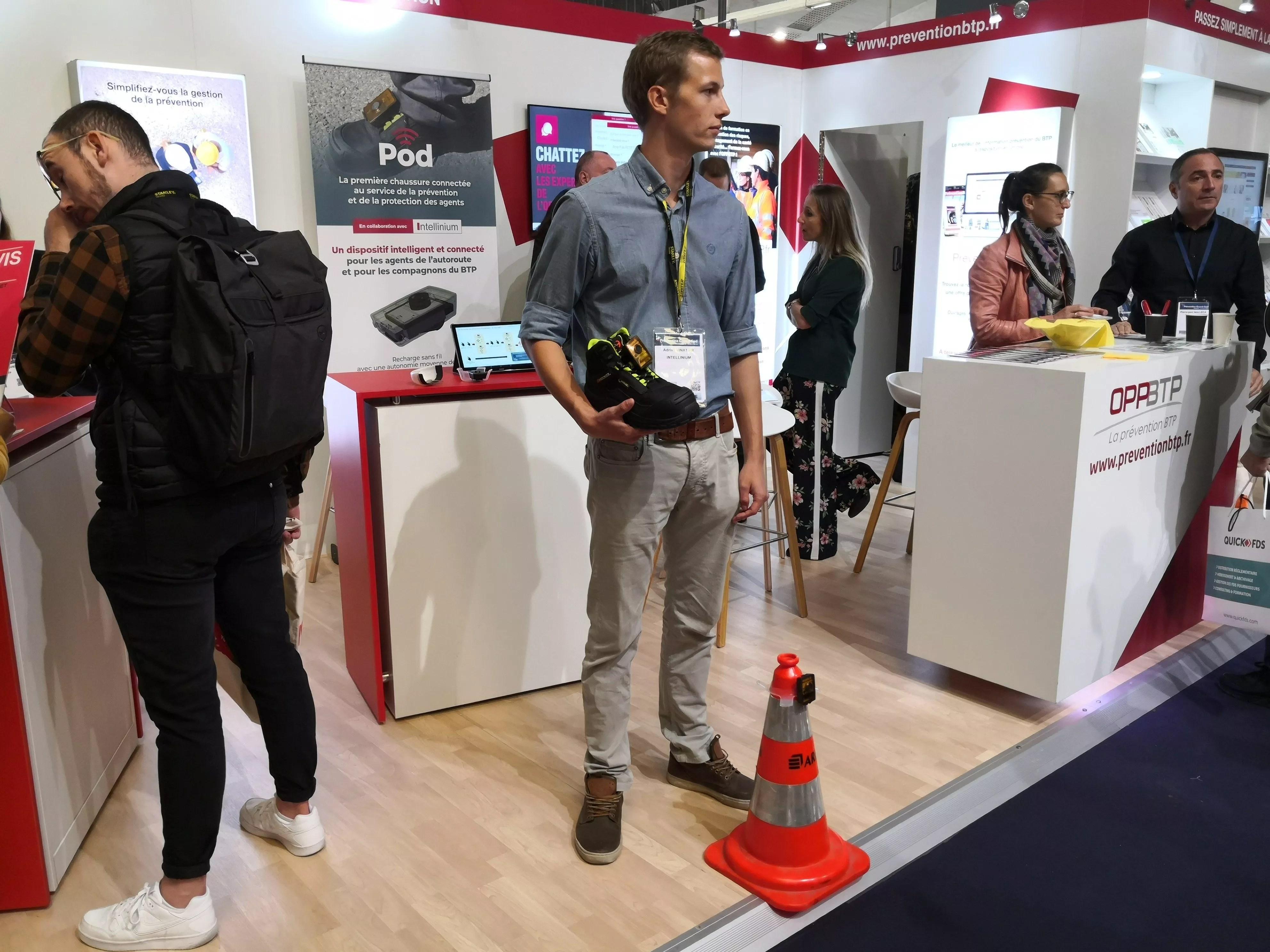 Construction 4.0 Smart PPE