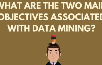 the two main data mining objectives