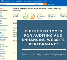 11 Best SEO Tools for Auditing and Enhancing Website Performance