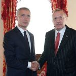 TURKEY IS TRYING TO EMBROIL NATO IN THE AZERI-ARMENIAN WAR