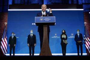 Christopher Hull, PhD: Is Biden's Team Rooting for Red China?