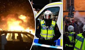 Sweden's conservatives want a halt to immigration