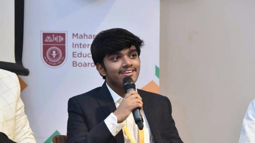 Advait Thakur - Top 10 Young Entrepreneurs in India