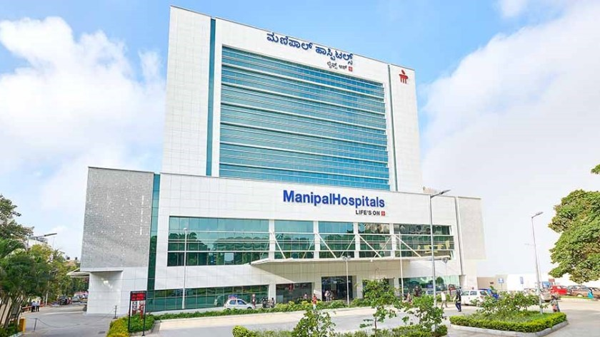 Manipal Hospital, HAL Airport Road - Top 10 Hospitals In Bangalore