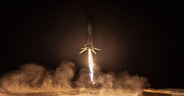 SpaceX Nails the Company's Historic Rocket Landing in ...