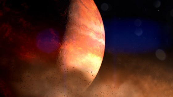 Looking for Life Beyond Earth: The Search for Habitable ...