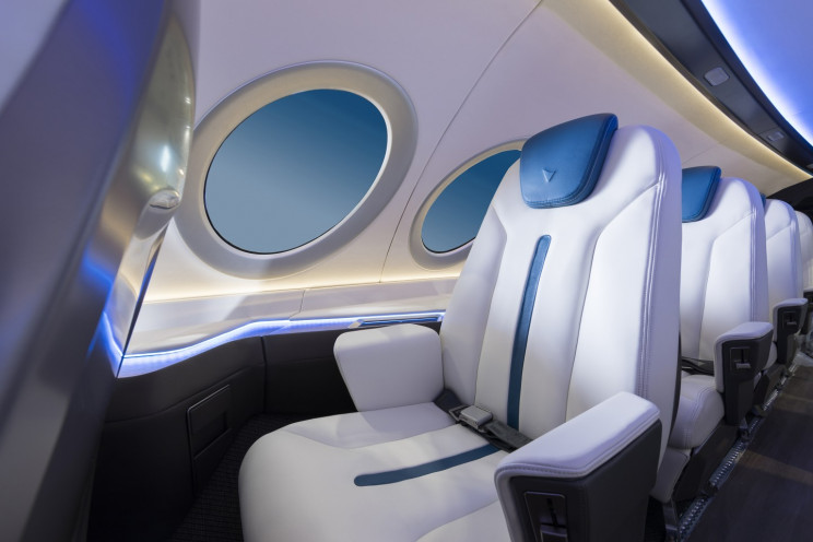 Eviation Alice Passenger Seats
