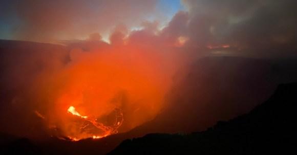 Earth Core Lava