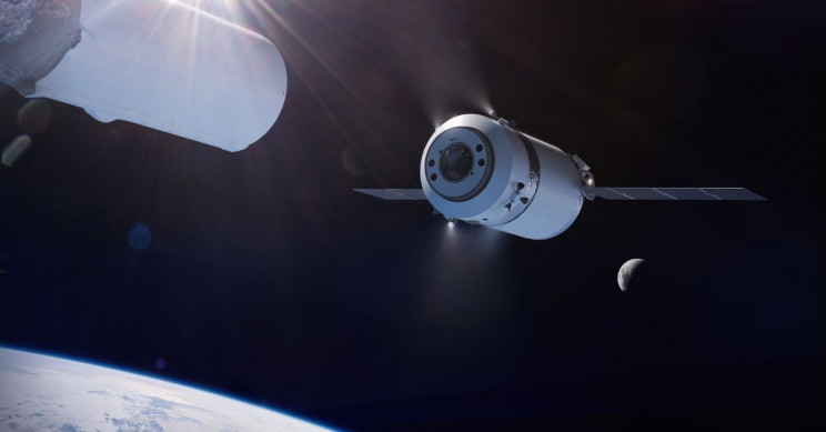 Dragon XL Unveiled as NASA Taps SpaceX in Lunar Gateway ...