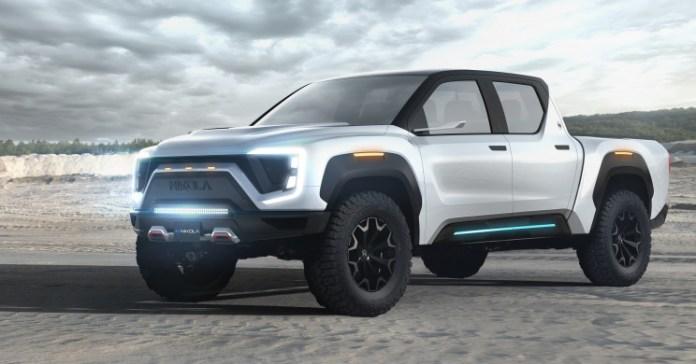 Nikola Motors Joins the Electric Pickup Truck Ranks with Its 600-Mile Range Vehicle