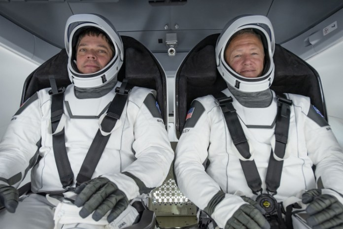 NASA confirms it will reuse Dragon Crew and Falcon 9 capsules