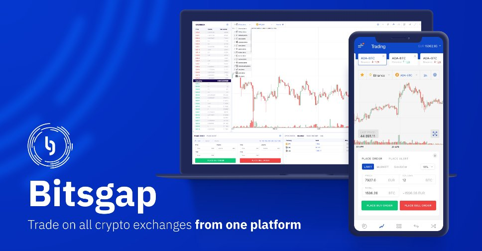 bitsgap trade on all crypto exchanges from one platform
