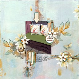 Artistry: Mixed Media Papers by Dawn Inskip Artistry: Watercolour Elements by Dawn Inskip