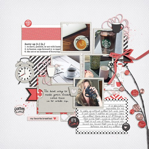 8 O'clock by MEG Designs 8 O'clock Journal Cards by MEG Designs Template by Anita Designs