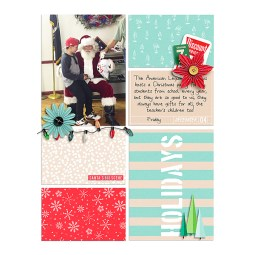 City Sidewalks by Amber LaBau Days of December | 3x4 Cards & Overlays by Amber LaBau Pockets No. 8 by Valorie Wibbens