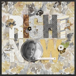 Now Kit by Gennifer Bursett Now Template by Gennifer Bursett