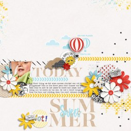 Storyteller 2017 June Collection by Just Jaimee Fun with Shapes V.4 by Crystal Livesay