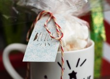 Using Tagged for Christmas by Valorie Wibbens