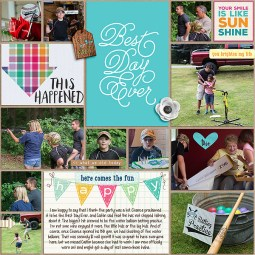 Here Comes the Sun: June 2015 Collection by Pixels and Company